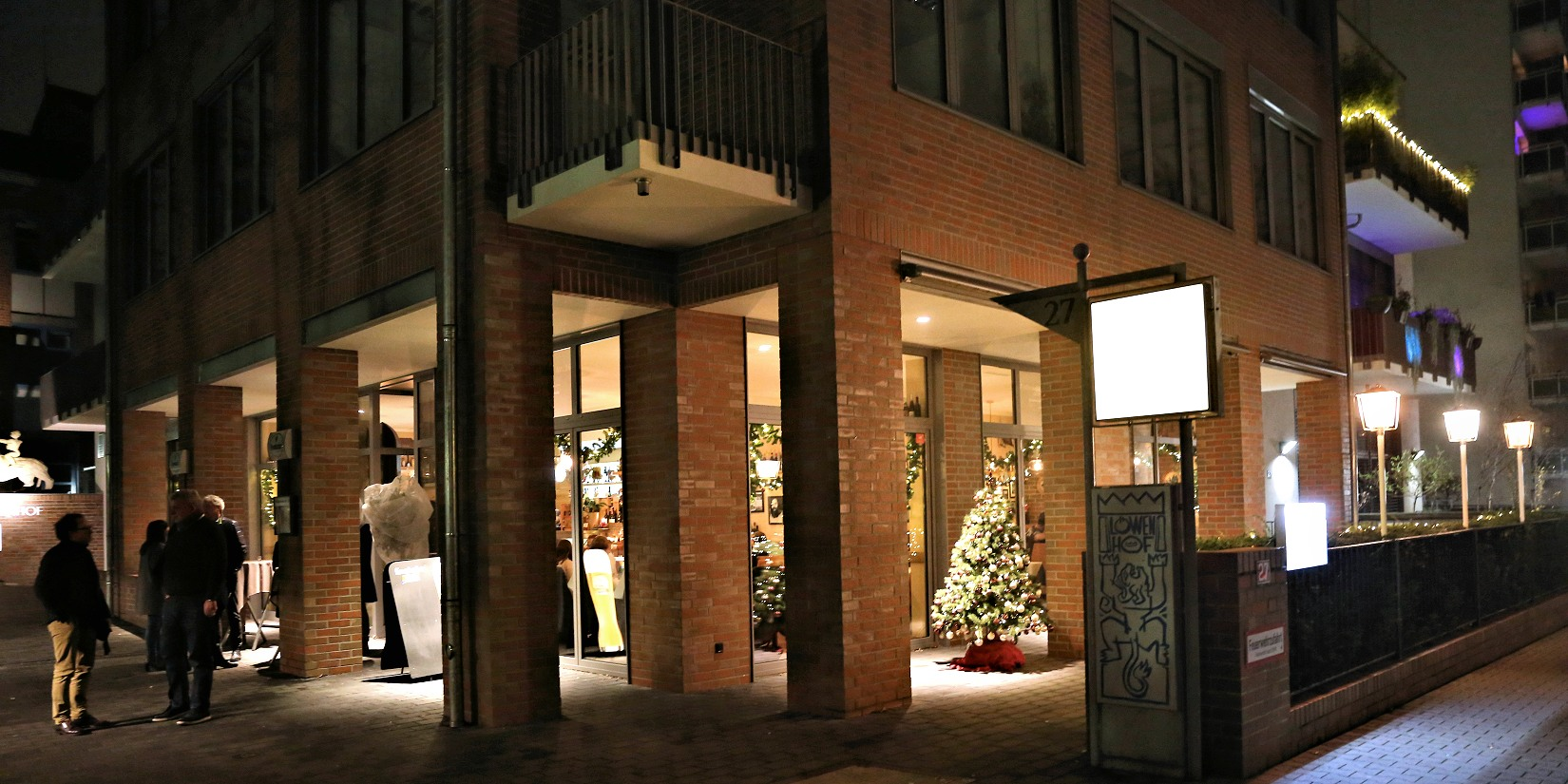 Restaurant No 16 Frankfurt